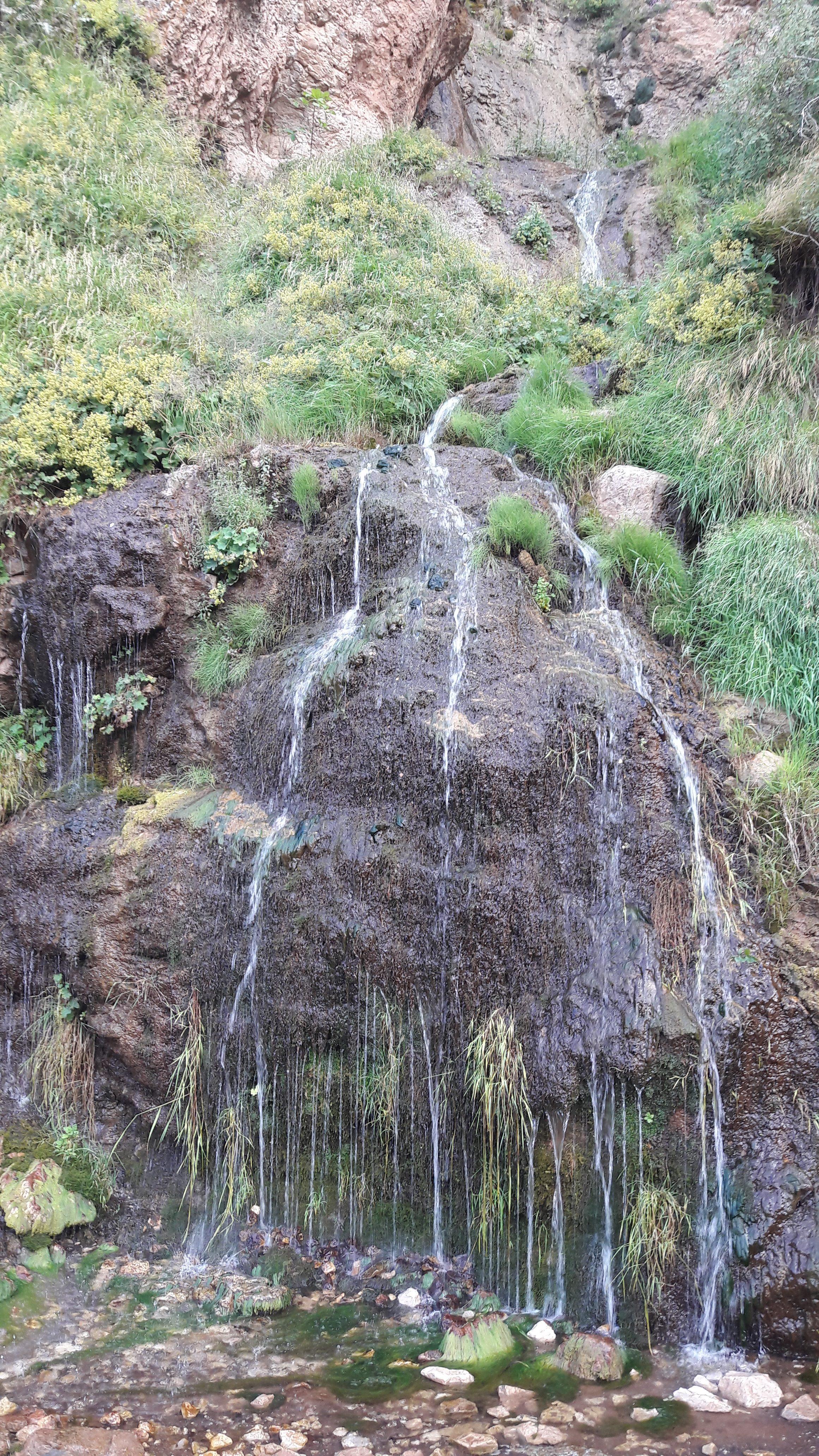 چشمه چرات
