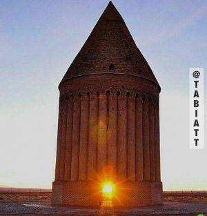 برج رادکان برجی بسیار هوشمند و عجیب
